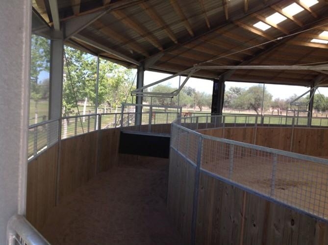 Panel Kraft Horse Walkers